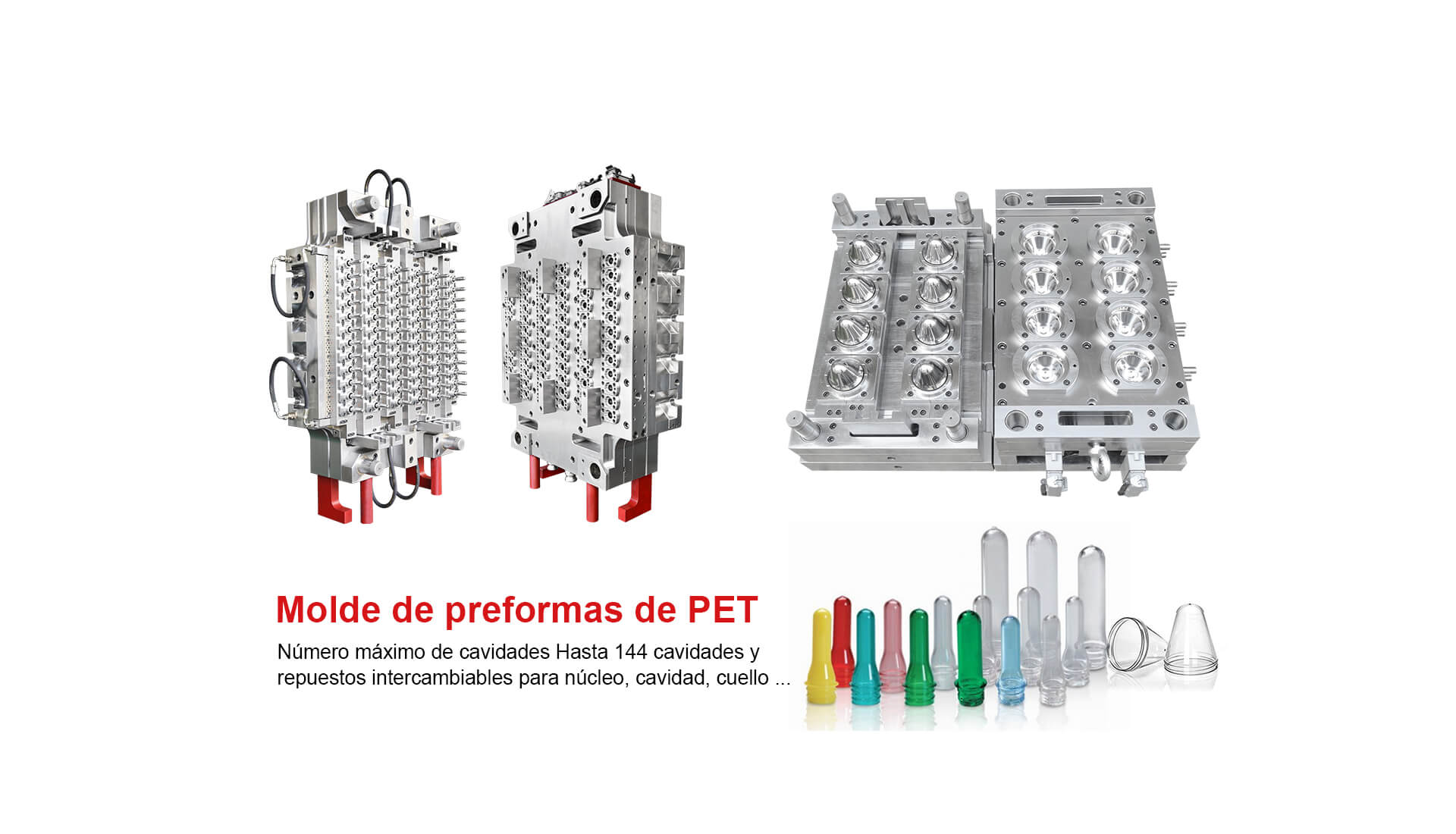 Plastic Injection Mould Visual Map